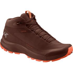 Arc'teryx W's Aerios FL Mid GTX Shoes Redox/Boreal Burn